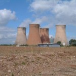 Rugeley Cooling towers